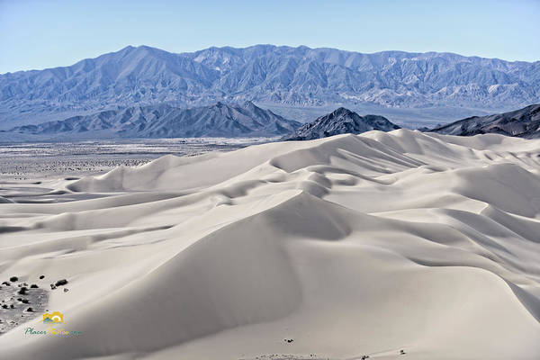 Photograph - Dumont Dunes 18 by Jim Thompson