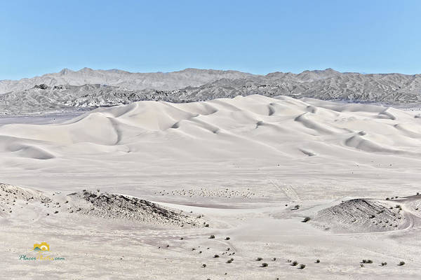 Photograph - Dumont Dunes 7 by Jim Thompson