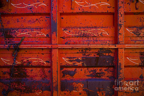 Photograph - Dump Truck by Barbara Schultheis