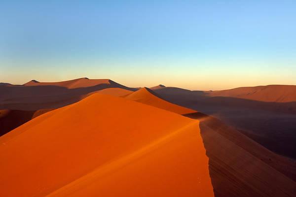 Photograph - Dune 45 Sunrise by Aivar Mikko