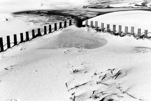 Wall Art - Photograph - Dune Angle On Long Beach Island by John Rizzuto