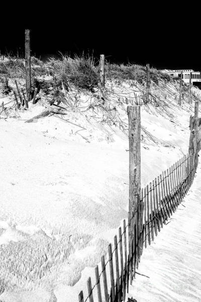 Photograph - Dune Protection At Long Beach Island by John Rizzuto