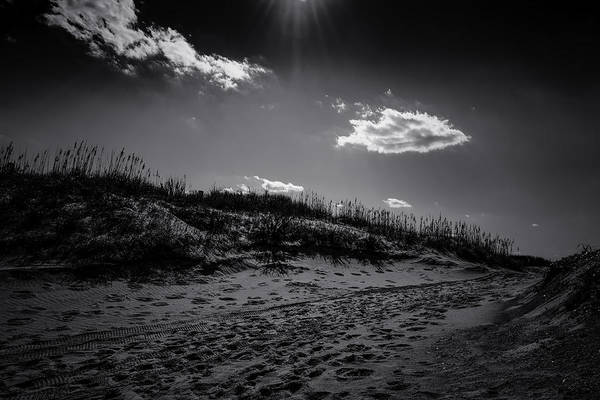 Photograph - Dune Valley by Pete Federico