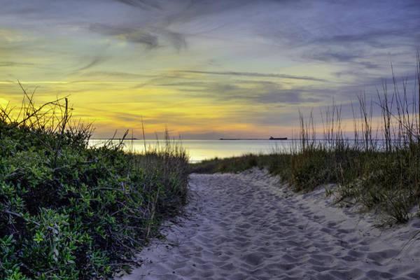 Photograph - Dune Walk II by Pete Federico