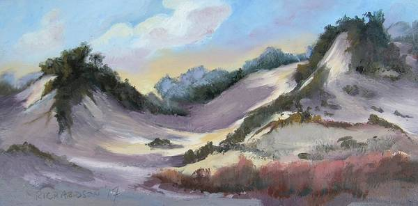 Gulf State Park Painting - Dune6 by Susan Richardson