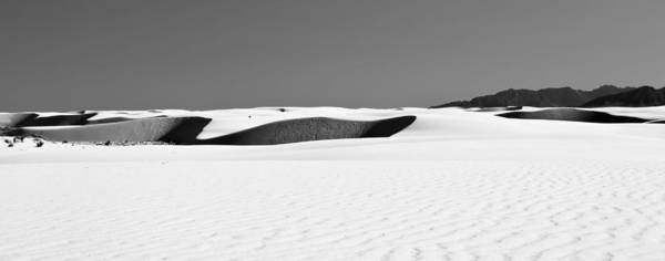 Wall Art - Photograph - Dunes And Mountains Four by Paul Basile