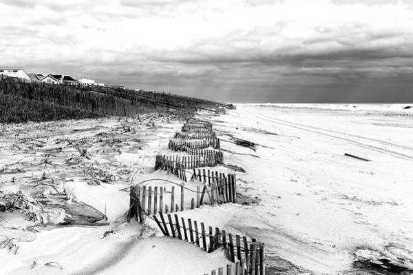 Wall Art - Photograph - Dunes At Surf City 2016 by John Rizzuto