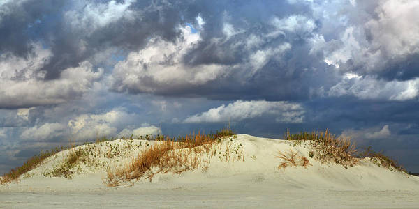 Rising Water Photograph - Dunes Day  by Betsy Knapp