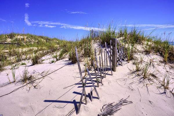Photograph - Dunes Of Fort Morgan by JC Findley