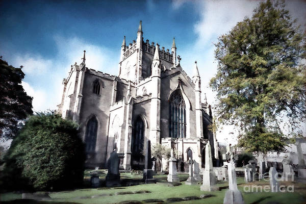 Photograph - Dunfermline by Anthony Baatz