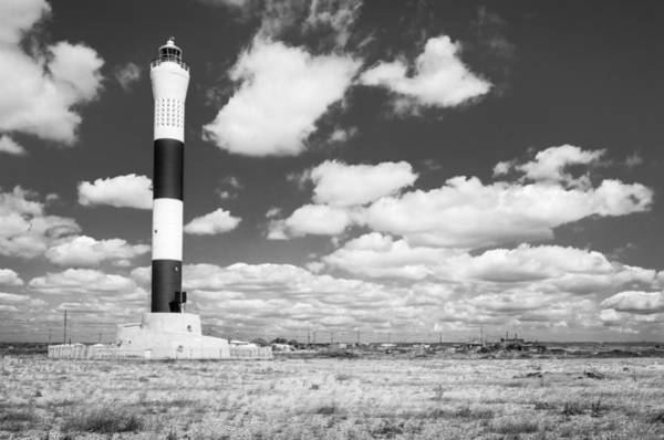 Photograph - Dungeness Lighthouse. by Gary Gillette