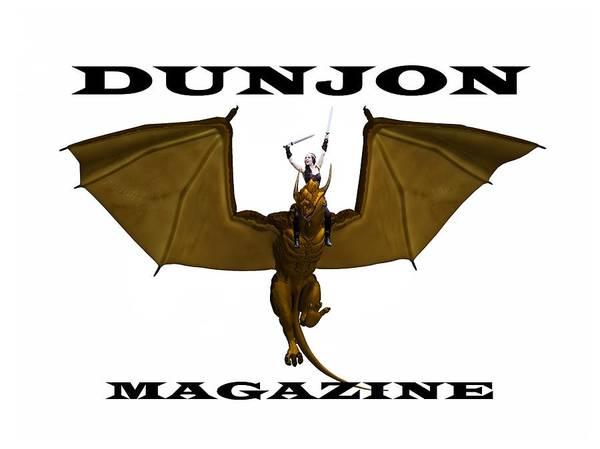 Photograph - Dunjon T-shirt White Bg by Jon Volden