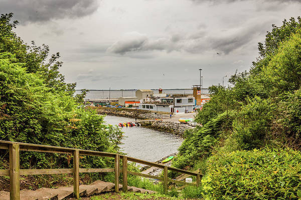 Dunmore East Photograph - Dunmore Cove by Ed James
