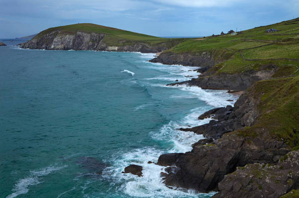 Dingle Peninsula Photograph - Dunmore Head, Dingle Peninsula, County by Panoramic Images