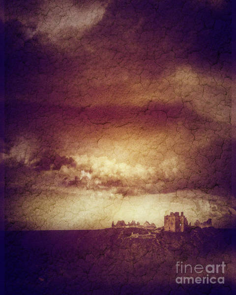 Photograph - Dunnottar Revisited by Edmund Nagele