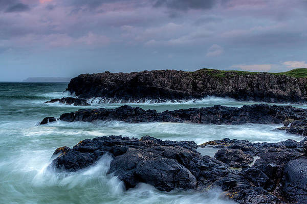 Wall Art - Photograph - Dunseverick Harbour by Glen Sumner