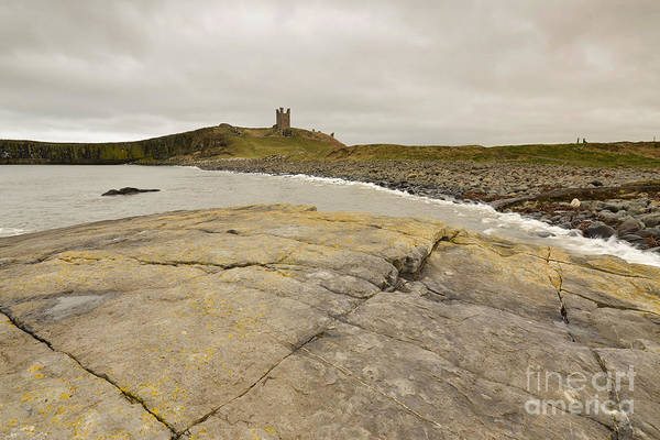 Castle Photograph - Dunstanburgh Castle by Smart Aviation