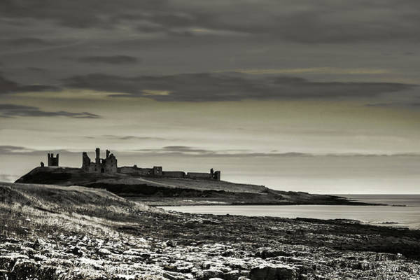 Photograph - Dunstanburgh by Ian Thompson