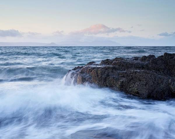 Photograph - Dunure by Stephen Taylor