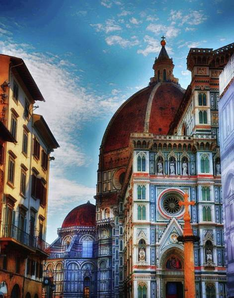 Photograph - Duomo by Coleman Mattingly