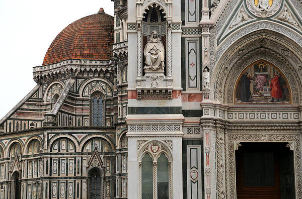 Duomo Di Firenze Wall Art - Photograph - Duomo Florence 1 by Andrew Fare