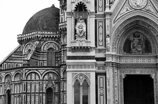 Duomo Di Firenze Wall Art - Photograph - Duomo Florence 1b by Andrew Fare