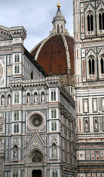 Duomo Di Firenze Wall Art - Photograph - Duomo Florence 4 by Andrew Fare