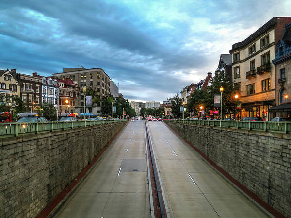 Photograph - Dupont Circle by Ross Henton