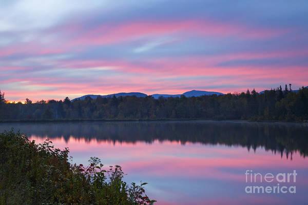 Wall Art - Photograph - Durand Lake - Randolph New Hampshire by Erin Paul Donovan