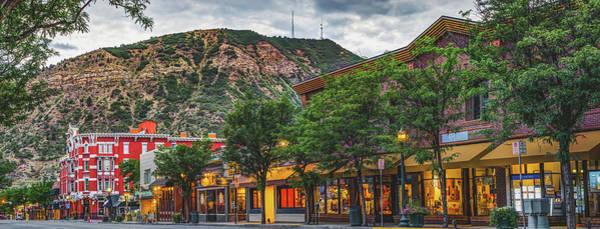 Photograph - Durango Colorado Mountain Skyline Panorama by Gregory Ballos