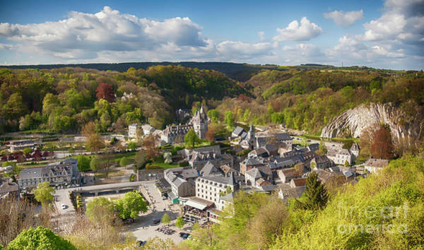 Photograph - Durbuy In Belgian Ardennes by Ariadna De Raadt