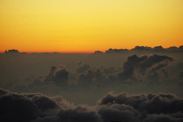 Photograph - Dusk At Haleakala by Jennifer Ancker