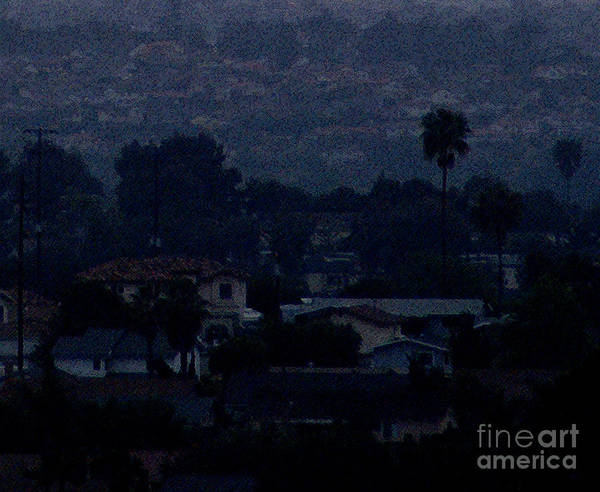 Photograph - Dusk by Linda Shafer