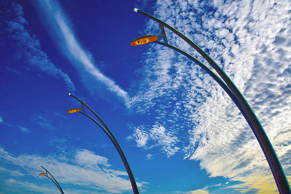 Photograph - Dusk by Paul Wear