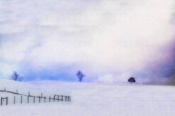 Rockbridge County Photograph - Dusky Snow by Kathy Jennings