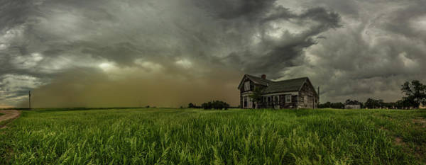 Wall Art - Photograph - Dust In The Wind  by Aaron J Groen