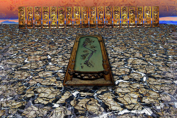 Digital Art - Dust To Dust by Louise Roach