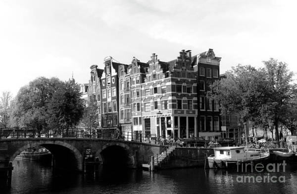 Photograph - Dutch Living In The Distance Mono by John Rizzuto