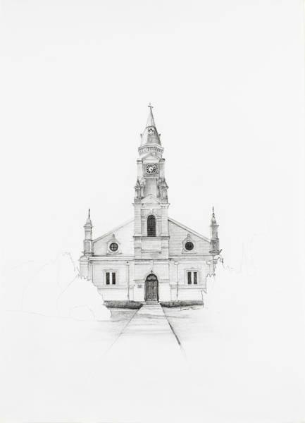 Dutch Reformed Church Pearston Art Print