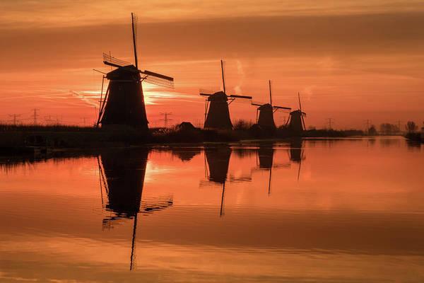 Photograph - Dutch Sillhouette by Mario Visser