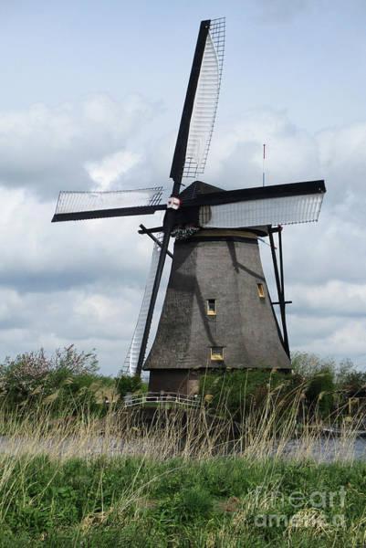 Wall Art - Photograph - Dutch Windmills 38 by Randall Weidner