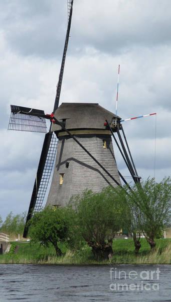 Wall Art - Photograph - Dutch Windmills 57 by Randall Weidner