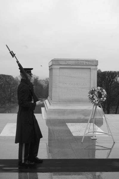 Honor Guard Photograph - Duty  by Jame Hayes