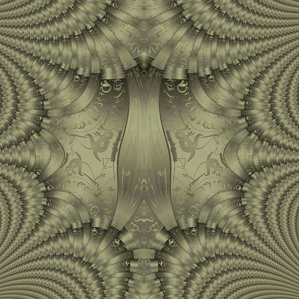 Photograph - Duvet Alien Mathematics by Robert Kernodle