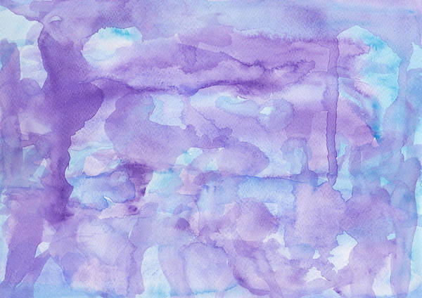 Dye Painting - Dyed Water by Kathleen Wong