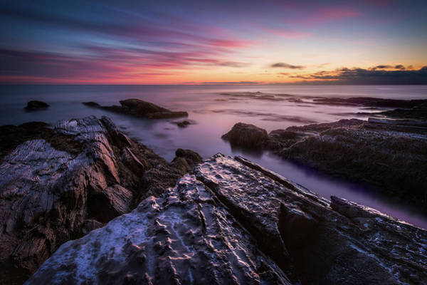 Wall Art - Photograph - Dyer Point At Sunrise by Jeff Bazinet