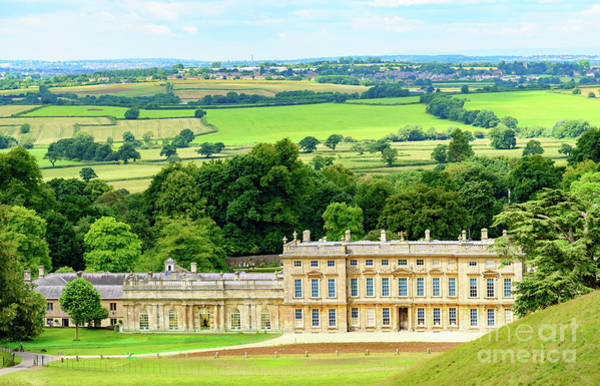 Photograph - Dyrham Park by Colin Rayner