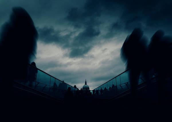 Photograph - Dystopian London by Alexandre Rotenberg