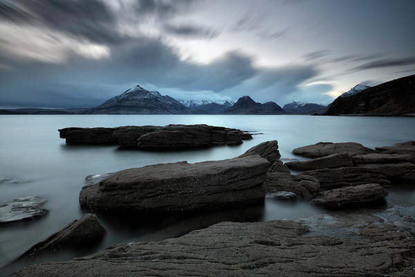 Photograph - Skye Rocks by Grant Glendinning