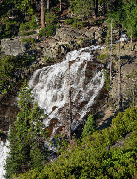 Photograph - Eagle Falls by Jonathan Hansen